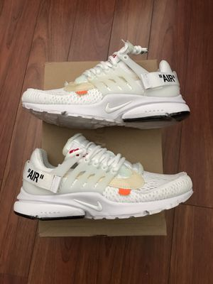 Off white nike prestos for Sale in Arcadia, CA