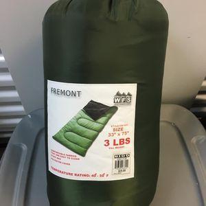Freemont Sleeping bag for Sale in Montclair, CA