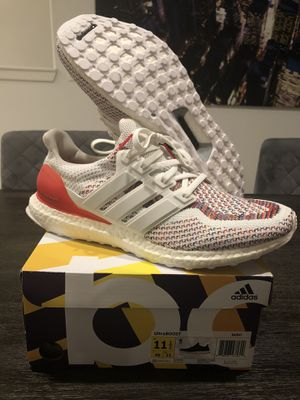 New Adidas Ultraboost 2.0 Multi-color Size 12 for Sale in Buena Park, CA