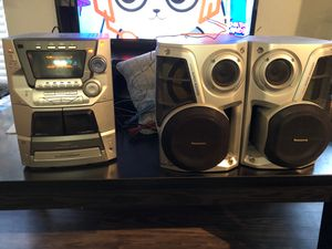 Speakers Panasonic for Sale in Richardson, TX