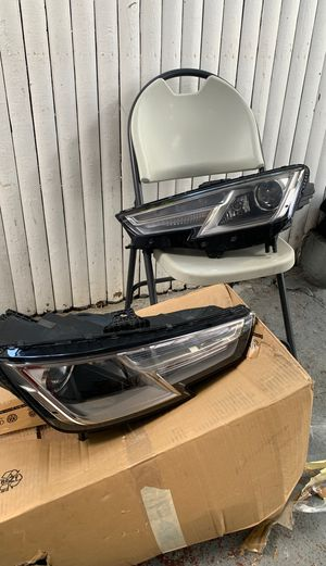 Audi A4 headlights (oem) for Sale in Queens, NY
