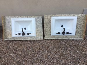 Sinks with oil rubbed bronze faucets for Sale in Payson, AZ