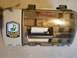 Fishing box for Sale in Palatine, IL