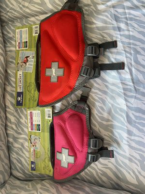 Dog life jackets for Sale in Prineville, OR