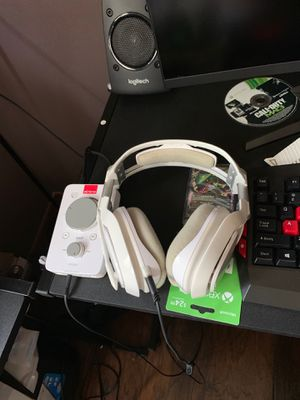 Astro A40 w/ Mix Amp (Xbox One/PC) for Sale in Palatine, IL