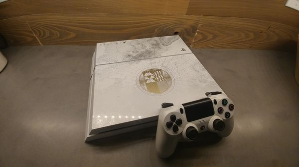 Ps4 Limited edition
