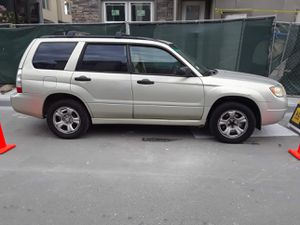 Subaru forester 2007 engine doesn't work. New tires. for Sale in San Leandro, CA