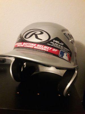 Rawlings J series metallic baseball batting helmet for Sale in Dunedin, FL