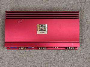 Big Old School Sony Car Amplifier XM-7547 for Sale in Seattle, WA