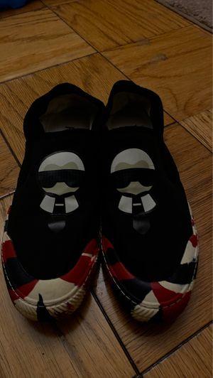 Fendi Luxury Shoes Size 9.5 -10 For Men for Sale in Franklin Township, NJ