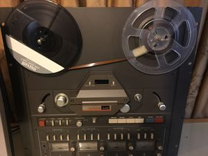 Tascam 34b 4 track reel to reel recorder for Sale in Franconia, VA