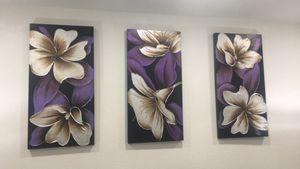 Purple home decor for Sale in Peoria, AZ