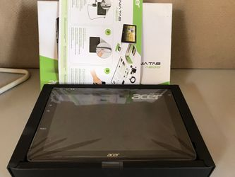 Acer Icona tab a200 tablet for Sale in Baldwin Park,  CA