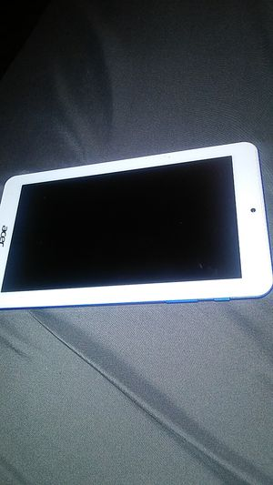 Acer tablet for Sale in Phoenix, AZ