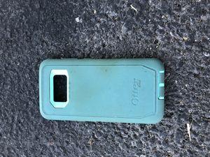 Samsung galaxy S8 ottabox case for Sale in Las Vegas, NV