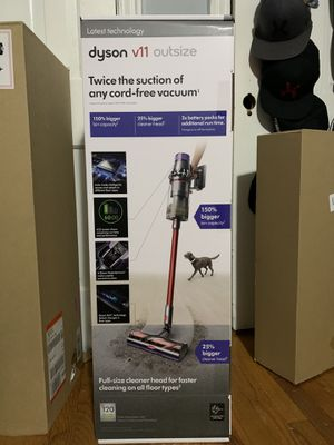 Dyson v11 outsize for Sale in Yonkers, NY