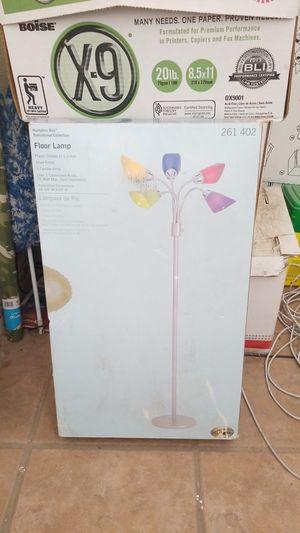 Hampton Bay Floor Lamp for Sale in Apple Valley, CA