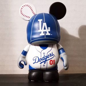 Disney Vinylmation#Los Angeles Dodgers for Sale in Lomita, CA