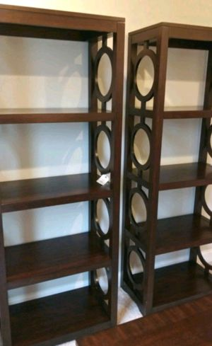 BRAND NEW HOOKER BOOKSHELVES for Sale in Helmetta, NJ
