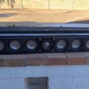 Polk Audio Signature S35 Center Channel Speaker for Sale in Mesa, AZ