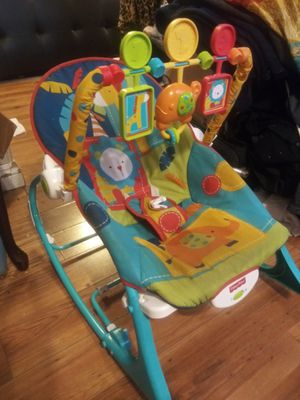 Baby Fisher Price Rolling Chair for Sale in Los Angeles, CA