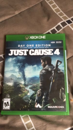 Just cause 4 Xbox one for Sale in St. Louis, MO