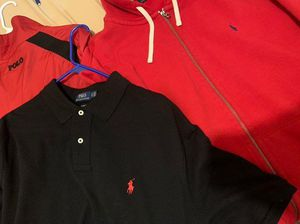 Polo Ralph Lauren Black Polo NEW for Sale in Los Angeles, CA