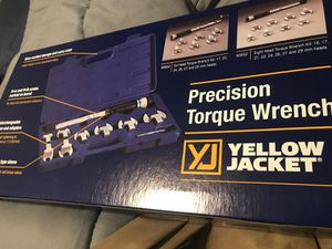 Yellow Jacket Precision Torque Wrench- BRAND NEW for Sale in Halethorpe, MD