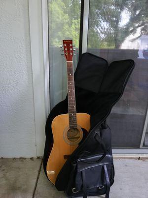 Burwood acoustic guitar for Sale in Austin, TX