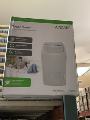 AIRCARE 6-Gal. Evaporative Humidifier for 2,300 sq. ft. for Sale in Houston, TX