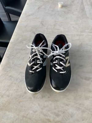 Size 8.5 Men's Metal Baseball Cleats for Sale in Libertyville, IL