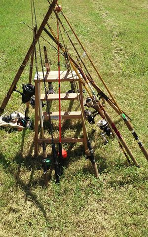 Fishing rod & reel for Sale in McLeansville, NC