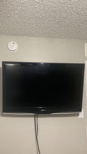 TV SHARP AQUOS 35x23 for Sale in Dallas, TX