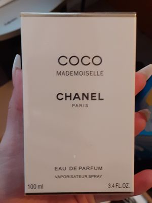 Chanel Coco Mademoiselle 100ml Sealed Box! for Sale in Federal Way, WA