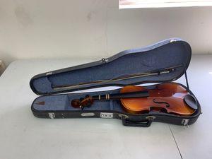 Skylark brand China violin black case no string for Sale in La Habra, CA