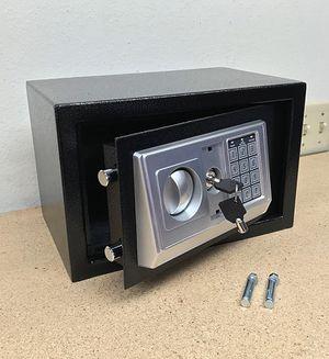 """(NEW) $40 Digital 12""""x8""""x8"""" Security Safe Box Electric Keypad Lock Money Jewelry w/ Master Key for Sale in Whittier, CA"""