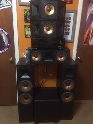 Klipsch sound system for Sale in Norcross, GA