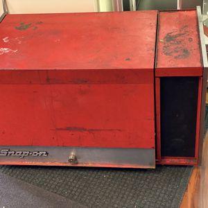 Vintage Snap On 12 Drawer Tool Box Topper for Sale in Livingston, NJ