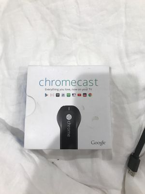 Discounted Chromecast! for Sale in Chicago, IL