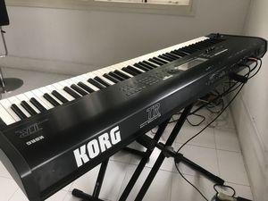 Korg TR 88 key music workstation piano keyboard for Sale in Miami, FL