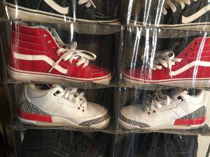 Brand new Jordan's and vans for Sale in Porter, TX