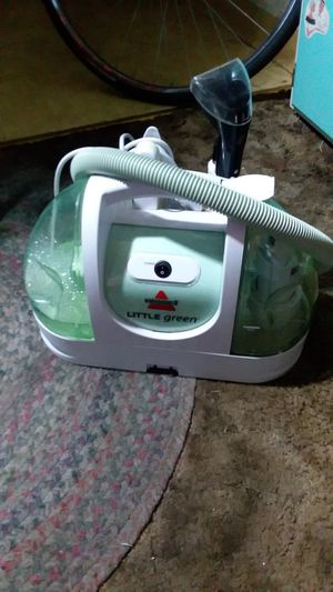 Bissell little green carpet and couch cleaner for Sale in Portland, OR