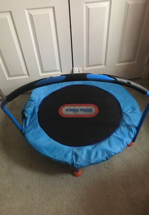 Indoor Trampoline for Sale in Winston-Salem, NC