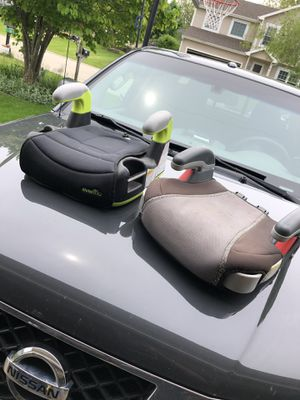 Booster seats for Sale in Round Lake, IL