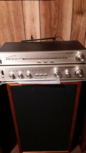 Marantz PM 325 Amplifier & Tuner for Sale in Kansas City, MO