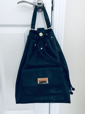 Juicy Couture Black Backpack with Straps / Like New for Sale in Suwanee, GA