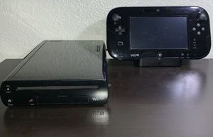 Nintendo Wii U for Sale in San Jose, CA