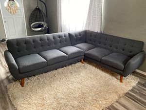 Sectional couch for Sale in Fullerton, CA