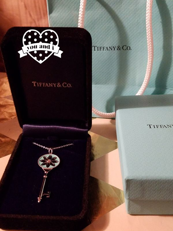 Tiffany & Co. Daisy Dimond Key