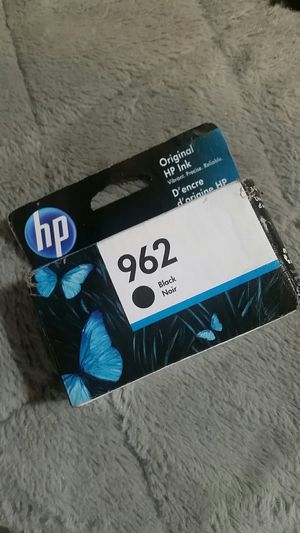 Hp 962 black ink cartridge for Sale in Ramsey, MN